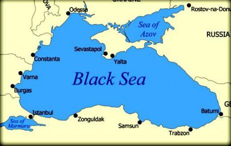 Bulharsko - raj na zemi - Fotoalbum - Bulharsko - Čierne more - Mapa